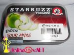 Кальянный табак Старбаз (Starbazz) 50 гр. - Кислое Яблоко (Sour Apple)